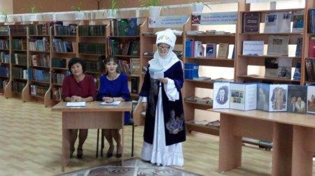 Литературный час « Алты алаштың ақиық ақыңы – Мағжан»